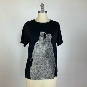 Supremebeing Bear Graphic Tee
